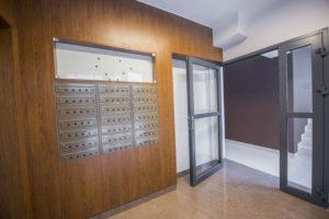 Na osiedlu zlokalizowanym przy ul. Dywizjonu 303 nr 161 powstały dwa kameralne budynki z 90 mieszkaniami.